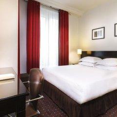Отель Albe Saint Michel 3* Стандартный номер фото 11