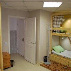 Хостел на Гуртьева Кровать в общем номере с двухъярусной кроватью фото 7