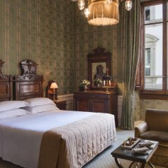 Отель Helvetia & Bristol Firenze Starhotels Collezione 5* Стандартный номер фото 15