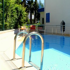 Miranda Moral Beach Hotel бассейн
