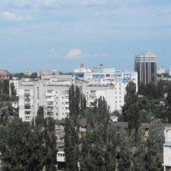 Гостиница Vitrazh 115 балкон
