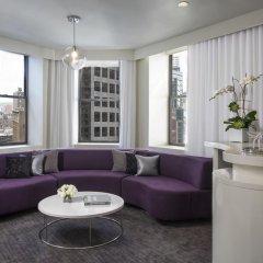 Отель Dream New York 4* Люкс с различными типами кроватей фото 7