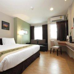 Отель Bangkok Loft Inn 4* Улучшенный номер фото 3