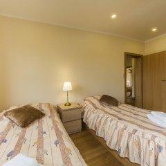Отель Aparthotel Lublanka 3* Люкс с различными типами кроватей фото 9