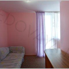 Гостиница Медовая Номер Комфорт с 2 отдельными кроватями фото 9