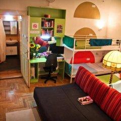 Hostel Budapest Center Стандартный номер с различными типами кроватей фото 15