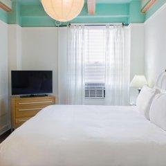 Hotel Figueroa Downtown Los Angeles 4* Номер категории Эконом с различными типами кроватей