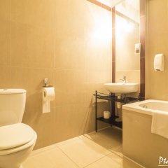 Ptak Hotel Вроцлав ванная