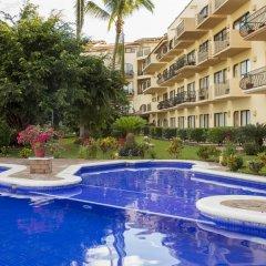 Flamingo Vallarta Hotel & Marina бассейн фото 2
