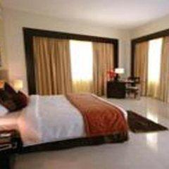 Landmark Hotel Riqqa 4* Стандартный номер с различными типами кроватей