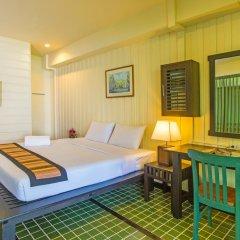 Отель Krabi City Seaview 3* Номер Делюкс фото 5