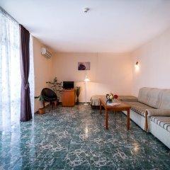 Hotel Kavkaz Golden Dune - Все включено 4* Стандартный семейный номер с двуспальной кроватью фото 11