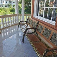 Отель Cazwin Villas Ямайка, Монтего-Бей - отзывы, цены и фото номеров - забронировать отель Cazwin Villas онлайн балкон