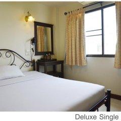 Отель Rambuttri Village Inn & Plaza 3* Номер категории Премиум с различными типами кроватей фото 15