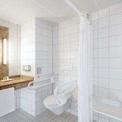 Hotel NH Düsseldorf City Nord 4* Стандартный номер разные типы кроватей фото 7