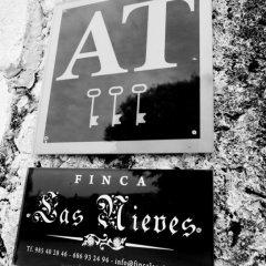 Отель Apartamentos Turísticos Finca Las Nieves парковка