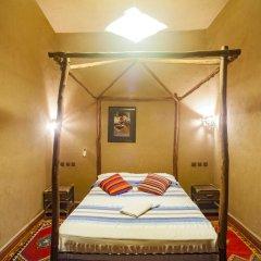 Отель La petite kasbah Марокко, Загора - отзывы, цены и фото номеров - забронировать отель La petite kasbah онлайн комната для гостей фото 4
