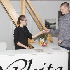 Отель White Podwale 19 Варшава интерьер отеля
