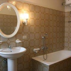 Отель Villa Quattro Mori Ареццо ванная