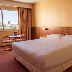 Hotel des Congres 3* Номер Комфорт с двуспальной кроватью фото 3