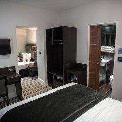 The W14 Hotel 3* Стандартный номер с различными типами кроватей фото 5