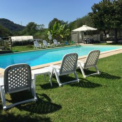 Отель Villino Maria Сарцана бассейн фото 2