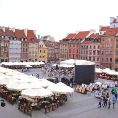 Отель AAA STAY Market Square Old Town