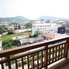 Отель Phuket Villa Patong балкон