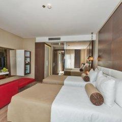 ISTANBUL DORA 4* Улучшенный номер с различными типами кроватей фото 3