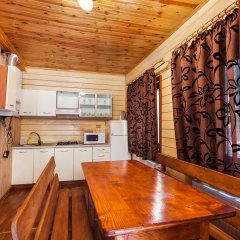 Гостиница Cottages Sim Vitriv в номере