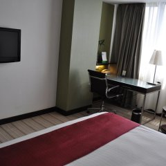 Отель Holiday Inn Vista Shanghai 4* Улучшенный номер с различными типами кроватей фото 3