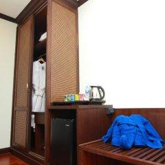 Отель Cabana Lipe Beach Resort 3* Улучшенный номер с различными типами кроватей фото 9