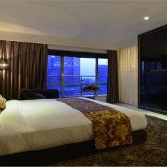 Kingtown Hotel Hongqiao 4* Улучшенный люкс с различными типами кроватей фото 4