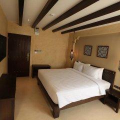 Отель Dewan Bangkok 3* Улучшенный номер с различными типами кроватей фото 3