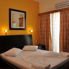 Отель Oskar 3* Стандартный номер с двуспальной кроватью фото 17
