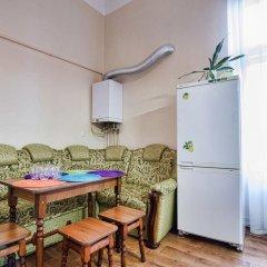 City Central Lviv Hostel удобства в номере фото 2