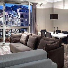 Отель Habitat Apartments Paseo de Gracia Испания, Барселона - отзывы, цены и фото номеров - забронировать отель Habitat Apartments Paseo de Gracia онлайн интерьер отеля