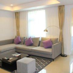 GreenPark Hotel Tianjin 4* Апартаменты