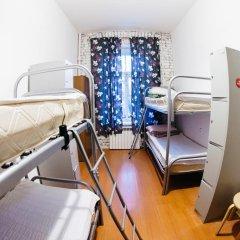 Гостиница Кубахостел Кровать в женском общем номере с двухъярусной кроватью фото 2