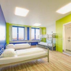 Отель Generator Berlin Prenzlauer Berg Стандартный номер с различными типами кроватей фото 13