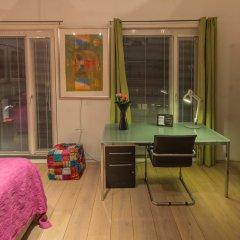 Отель B&B Slim Нидерланды, Амстердам - отзывы, цены и фото номеров - забронировать отель B&B Slim онлайн комната для гостей фото 4