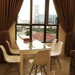 Апартаменты Lehome Serviced Apartment Хошимин балкон