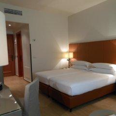 Отель Starhotels Michelangelo 4* Улучшенный номер с различными типами кроватей фото 15
