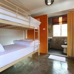 Отель Smile Buri House 3* Кровать в общем номере