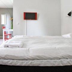 STF Gärdet Hotel & Hostel комната для гостей