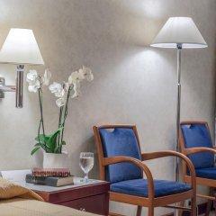 Mediterranean Hotel 4* Стандартный номер с различными типами кроватей фото 8