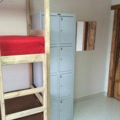 Хостел Origin Кровать в женском общем номере с двухъярусной кроватью фото 2