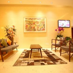 Отель Yitel Collection Xiamen Zhongshan Road Seaview Сямынь детские мероприятия