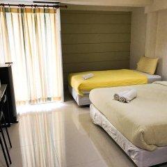 Отель Sea Land View 2* Стандартный номер с различными типами кроватей