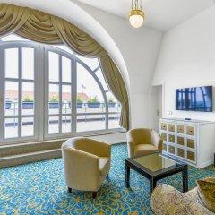 Отель Savoy 5* Улучшенный номер с двуспальной кроватью фото 3